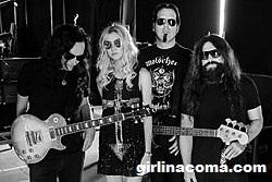 The Pretty Reckless Band Rock wanita Asal New York City