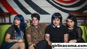 Phanie Dan Jenn dari Girl in a Coma Memulai Band Baru
